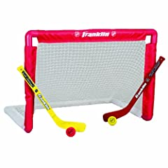 Buy Franklin NHL Street Hockey Goal, Stick and Ball Set by Franklin