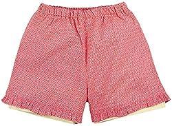 Oye Girls Frill Shorts - Pink (4-5Y)