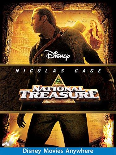 Amazon Com National Treasure Nicolas Cage Jon Voight