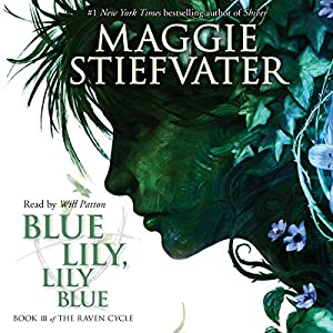Blue Lily, Lily Blue Audiobook