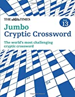The Times Jumbo Cryptic Crossword Book 13