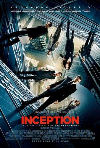 Inception Poster Movie D 27 x 40 In - 69cm x 102cm Leonardo DiCaprio Ken Watanabe Joseph Gordon-Levitt Marion Cotillard Ellen Page