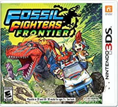 Fossil Fighters: Frontier - Nintendo 3DS