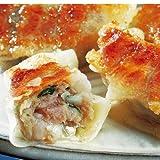 伊東屋謹製 黒豚餃子と九条葱餃子