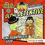 Eine brandheiße Spur (Olchi-Detektive 12) | Erhard Dietl,Barbara Iland-Olschewski