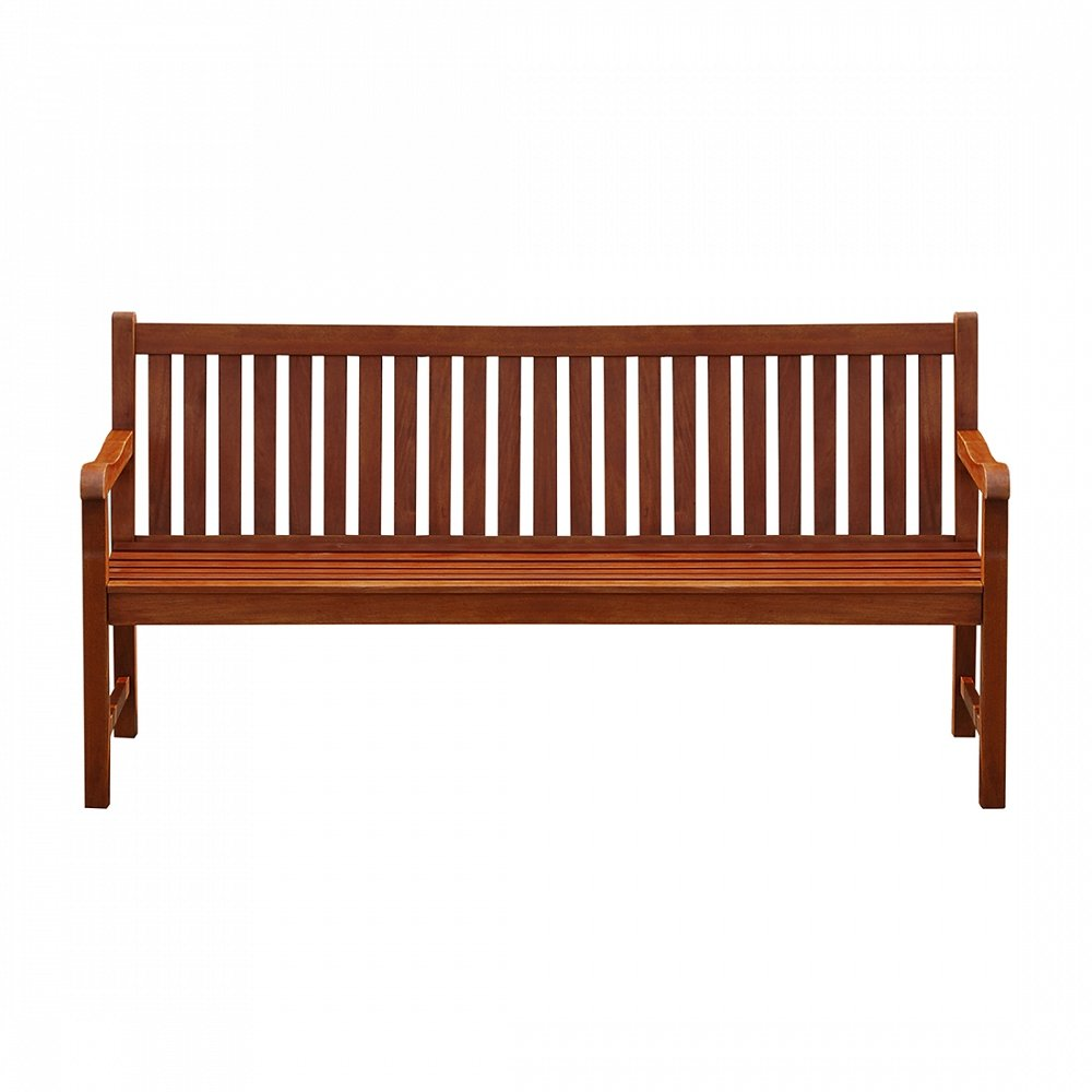2-Sitzer Gartenbank Neala aus Akazienholz