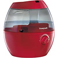 Honeywell HUL520R Mistmate Cool Mist Humidifier, Red