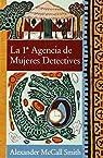 La 1ª agencia de mujeres detectives