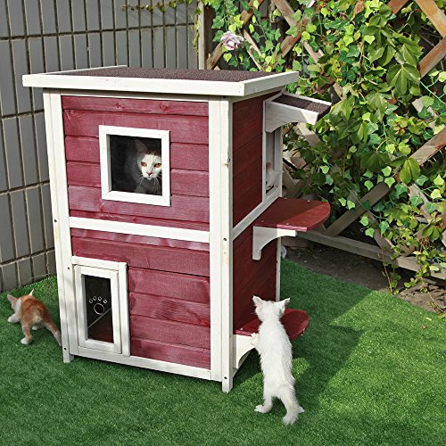 Top Best 5 Winter Cat Shelter For Sale 2016 Product