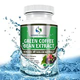 Green Coffee Bean Extract By Supreme Potential ® 800mg :: 180 Vegan Capsules :: 50% Cholorgenic Acid :: Money Back Guarantee!
