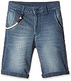 UCB Kids Boys' Shorts (16P4DENC0362I902_Blue_XS)