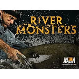 River Monsters: Lair of Giants Season 4