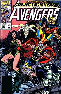 Avengers: Galactic Storm, Vol. 1 (v. 1) by Bob Harris, Tom Defalco, Mark Gruenwald and Len Kaminski