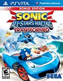 61UhWxCjFrL. SL160  Sonic and All Stars Racing Transformed Bonus Edition