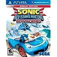 Sonic and Allstars Racing Transformed - PlayStation Vita