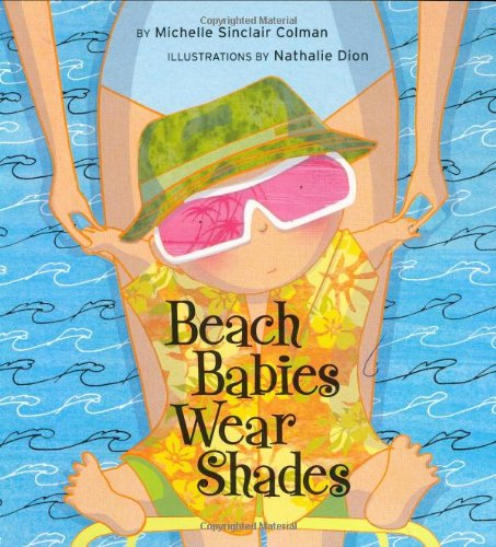 Beach Babies Wear Shades (An Urban Babies Wear Black Book) front-494571
