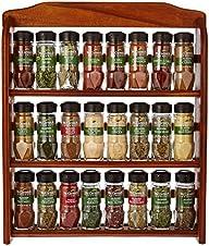 McCormick Gourmet Spice Rack, Three T…