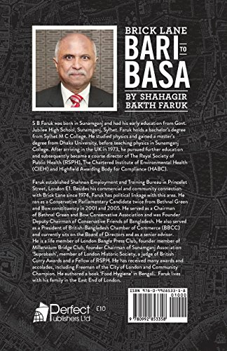 BRICK LANE: Bari to Basa