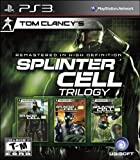 Tom Clancy's Splinter Cell Classic Trilogy HD – Playstation 3