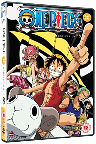 One Piece: Collection 8 [DVD]
