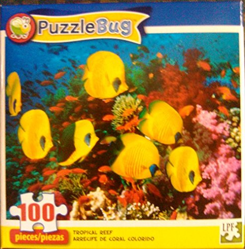 Tropical Reef 100 Piece Puzzle