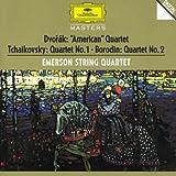 Dvor�k, Tchaikovsky, Borodin: Quartets ~ Emerson String Quartet