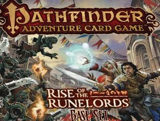 Rise of the Runelords Base Set (Pathfinder Adventure Card Game)