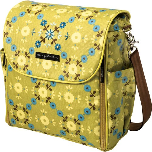 Petunia Pickle Bottom Boxy Backpack In Afternoon In Auckland front-988135