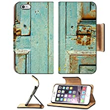 buy Apple Iphone 6 Plus Iphone 6S Plus Flip Pu Leather Wallet Case Piece Of Colorated Green Wood As A Window Door In Lanzarote Spain Image 21458402 By Msd Customized Premium