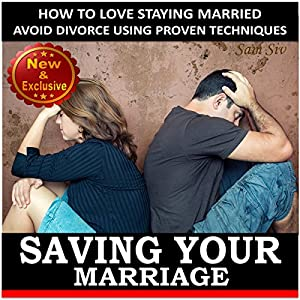 Saving Your Marriage Audiobook