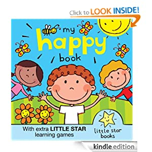 My Happy Book. A Little Star book with extra learning games