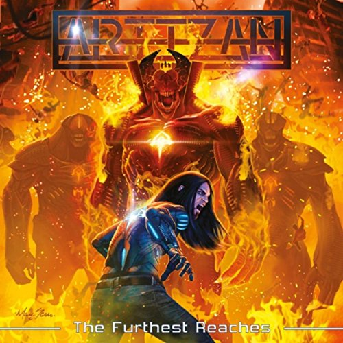 Artizan-The Furthest Reaches-CD-FLAC-2015-FORSAKEN