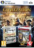 Civilization 3 & 4 Complete Edition Game PC