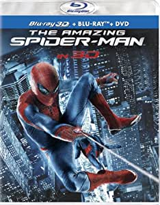 AMAZING SPIDER-MAN (2012) 2D-3D