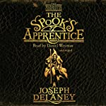 The Spook's Apprentice: Wardstone Chronicles 1 (       UNABRIDGED) by Joseph Delaney Narrated by Jamie Glover