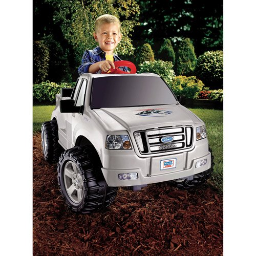 Fisher-Price Power Wheels Ford F150 Ride-On
