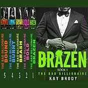 The Bad Billionaire Bundled Box Set   Kay Brody