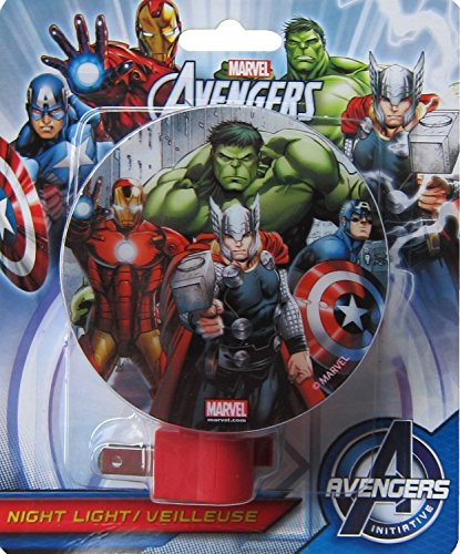 Marvel Avengers Assemble Night Light