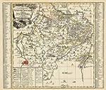 Historische Karte: Amt Eckartsberga -...