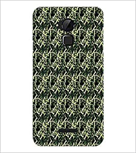PrintDhaba Typography D-6079 Back Case Cover for COOLPAD NOTE 3 LITE (Multi-Coloured)