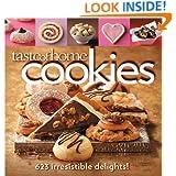 Taste of Home Cookies: 623 Irresistible Delights