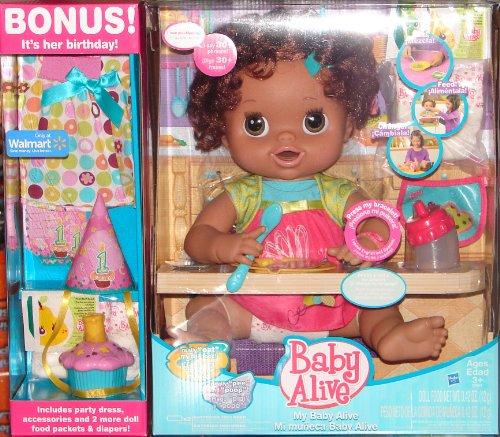 Imagen de NACIDOS EN ESTA FECHA Alive exclusivo Doll Hispana