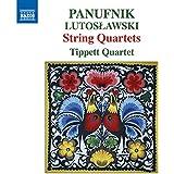 Panufnik / Lutoslawski: String Quartets