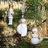 Starbucks Ceramic Holiday Ornament Set
