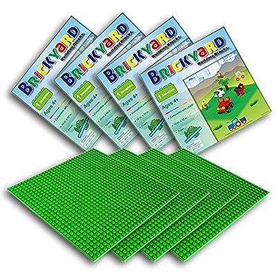 10 x 10 Brickyard Baseplates