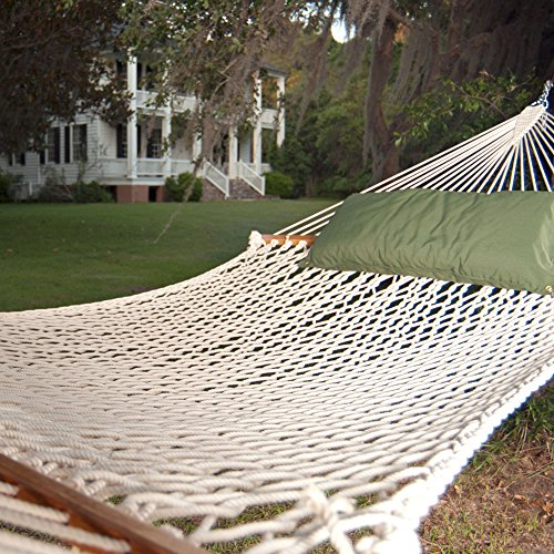 Presidential Double Original Polyester Rope Hammock – Pawleys Island