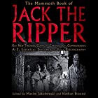 The Mammoth Book of the Jack the Ripper Hörbuch von Maxim Jakubowski Gesprochen von: Kris Dyer