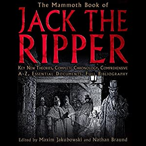 The Mammoth Book of the Jack the Ripper Audiobook