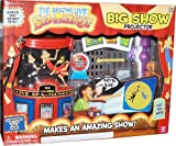The Amazing Live Sea Monkeys - Big Show Projector Tank