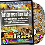 Impressionists Art Galleries and Musi...